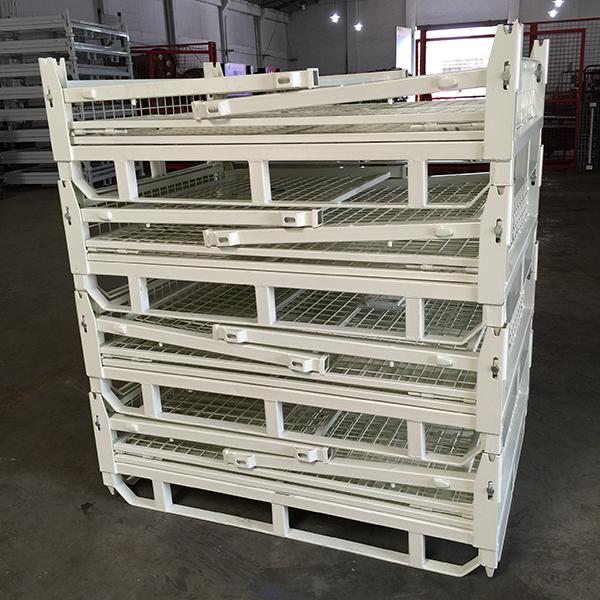 Non-standard metal cage