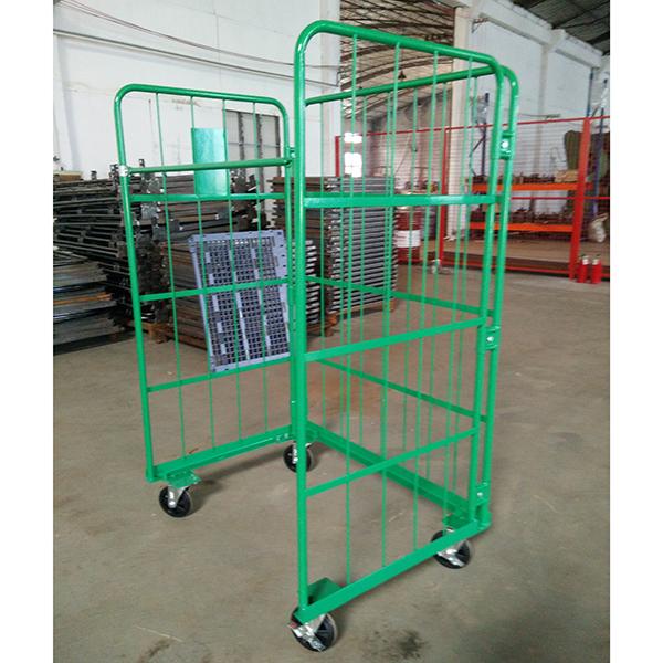 Dedicated logistics trolley
