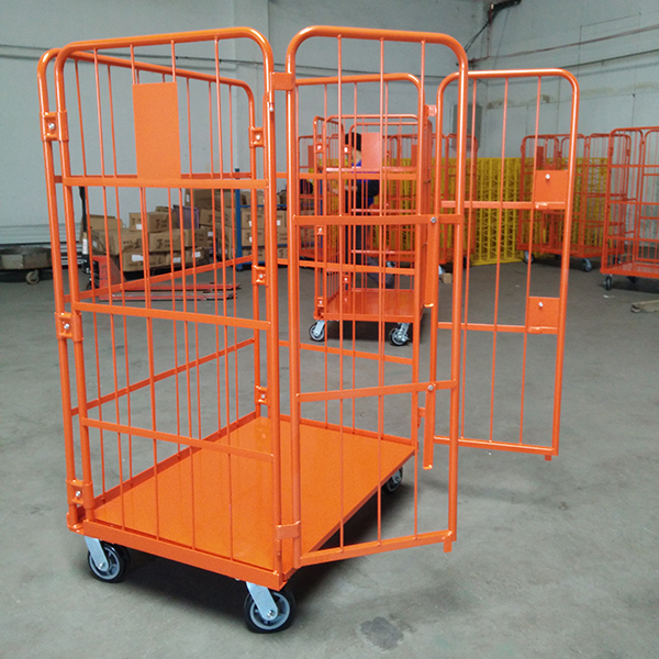 Logistics turnover trolley