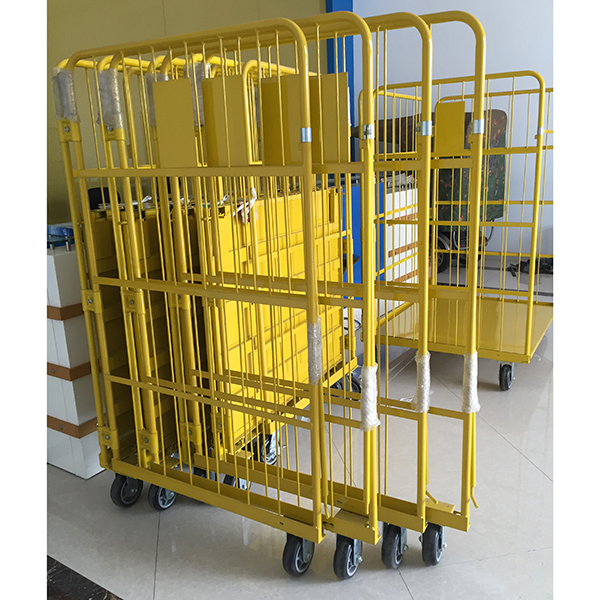 Mobile logistics trolley