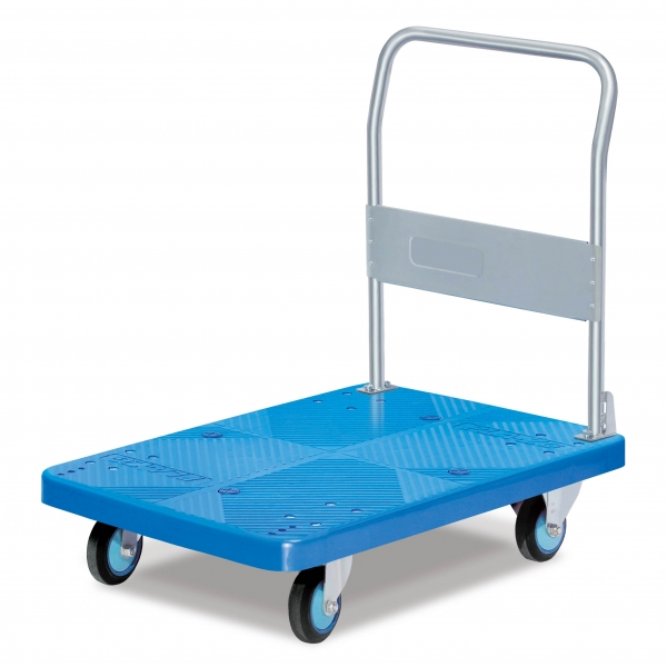 Fixed single-layer full static trolley