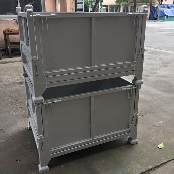 金属ターンオーバーボックス